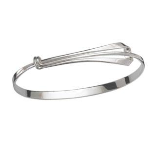 E.L. Designs Ed Levin Studio Bracelets BR069, RIBBON SLIDE, Hawkins House Craftsmarket, Bennington, VT
