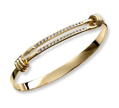 Ed Levin Bracelets BR167D, SIGNATURE DIAOND, Hawkins House Craftsmarket, Bennington, VT