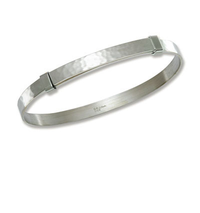E.L. Designs Ed Levin Studio Bracelets BR171, WALTZ, Hawkins House Craftsmarket, Bennington, VT