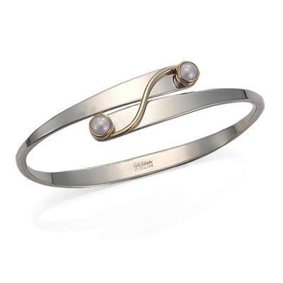 Ed Levin Bracelets BR175, GRAND SWING, Hawkins House Craftsmarket, Bennington, VT