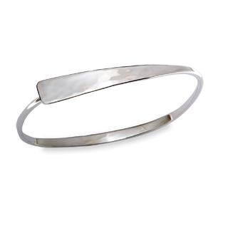 Ed Levin Bracelets BR191, SQUIRCLE FLIP, Hawkins House Craftsmarket, Bennington, VT