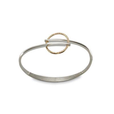 Ed Levin Bracelets BR312, HORIZON FLIP, Hawkins House Craftsmarket, Bennington, VT