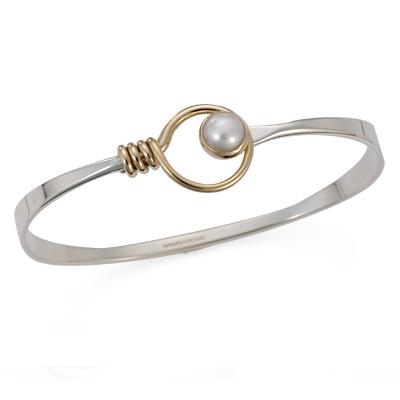 Ed Levin Bracelets BR340, GRAND SARATOGA, Hawkins House Craftsmarket, Bennington, VT