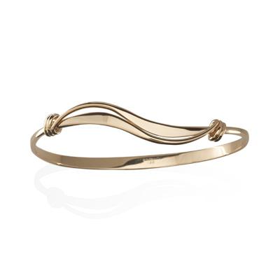 E.L. Designs Ed Levin Studio Bracelets BR677, WAVE, Hawkins House Craftsmarket, Bennington, VT