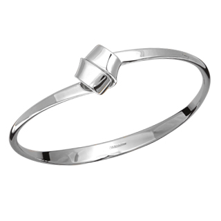 E.L. Designs Ed Levin Studio Bracelets BR680, LOVE KNOT, Hawkins House Craftsmarket, Bennington, VT
