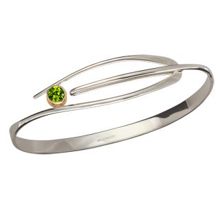 Ed Levin Bracelets BR750, WINK, Hawkins House Craftsmarket, Bennington, VT