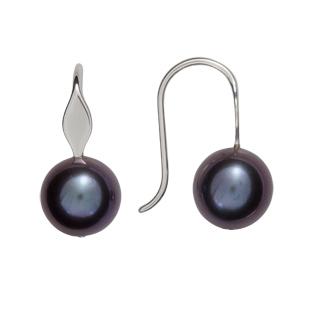 Ed Levin Earrings EA040, PEARL PERFECTION, Hawkins House Craftsmarket, Bennington, VT