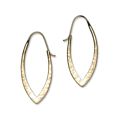 Ed Levin Earrings EA556, GLIMMER, Hawkins House Craftsmarket, Bennington, VT