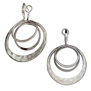 Ed Levin Earrings EA566, RIPPLE, Hawkins House Craftsmarket, Bennington, VT