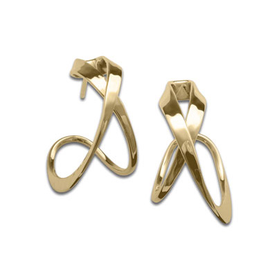 E.L. Designs Ed Levin Studio Earrings EA589, JOY, Hawkins House Craftsmarket, Bennington, VT