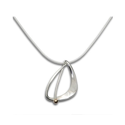 Ed Levin Neckwear PE612, DELTA, Hawkins House Craftsmarket, Bennington, VT