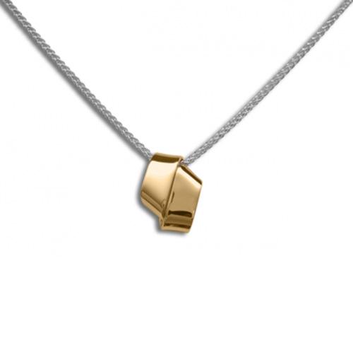 E.L. Designs Ed Levin Studio Neckwear PE680, LOVE KNOT, Hawkins House Craftsmarket, Bennington, VT
