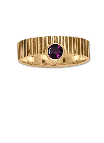Ed Levin Rings RI756, TAHITI GEM, Hawkins House Craftsmarket, Bennington, VT