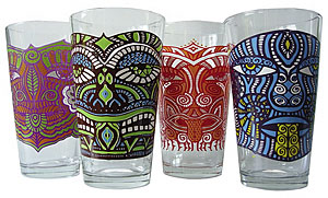 Vermont Tiki Glasses